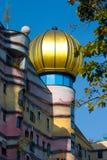 darmstadt skogspiral Arkivbild