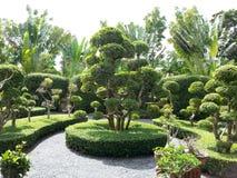 darmstadt trädgård arkivfoto