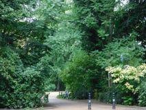 darmstadt trädgård Royaltyfria Foton