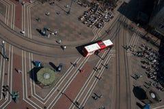 Darmstadt traffic Stock Photo