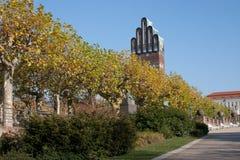 Darmstadt wedding tower Stock Photo