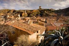 Daroca, Aragon, Spain Stock Images