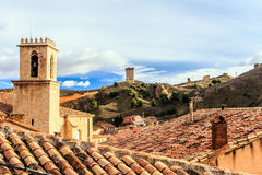 Daroca, Aragon, Spain. Stock Photo
