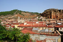 Daroca Spain Royalty Free Stock Photos