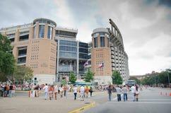 Darrell K königlicher Texas Memorial Stadium Stockfotos