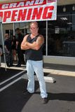 Darrell Sheets at the Grand Opening of. Darrell Sheets  at the Grand Opening of Storage Wars Jarrod Schulz and Brandi Passante's new Now and Then Secondhand Stock Images