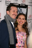 Darren Aronofsky,Natalie Portman Royalty Free Stock Images