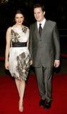 Darren Aronofsky och Rachel Weisz royaltyfria bilder