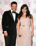 Darren Bennett, Lilia Kopylova, Fashion Show Royalty Free Stock Image