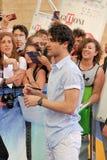 Darren Criss al Giffoni Film Festival 2015 Royalty Free Stock Photos