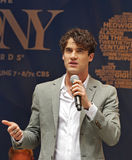 Darren Criss Hosts 2015 étoiles dans l'allée Photographie stock libre de droits