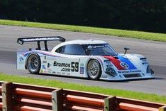 Darren Law em Porsche Imagens de Stock