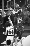 Darryl Dawkins Stockfotos