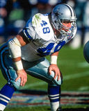 Darryl Johnston Dallas Cowboys Photographie stock libre de droits