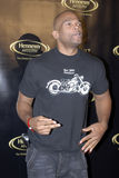 Darryl McDaniels on the red carpet. Darryl McDaniels of Run DMC appearing on the red carpet stock photography