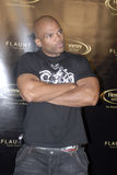 Darryl McDaniels on the red carpet Royalty Free Stock Photo