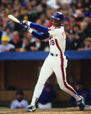 Darryl Strawberry Royalty-vrije Stock Afbeeldingen