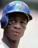 Darryl Strawberry lizenzfreies stockbild