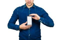 Darstellen von Smartphone stockbilder
