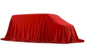 Darstellung des Autos Stockfoto