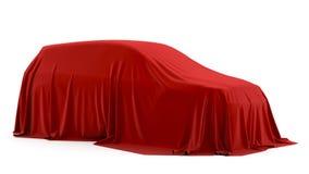 Darstellung des SUV oder des Hatchback. Lizenzfreies Stockfoto