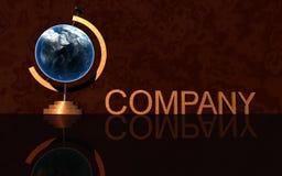 Darstellungs-Firma stock abbildung