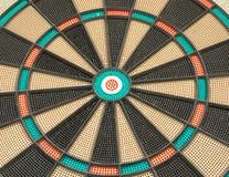Dart #6. Dartboard background Stock Image