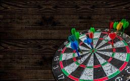 Dart arrows Royalty Free Stock Image