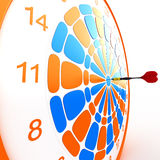 Dart Board Stock Photography