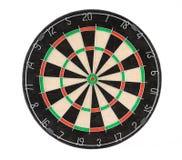 Dart board Stock Images