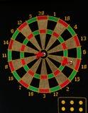 Dart Board Royalty Free Stock Image