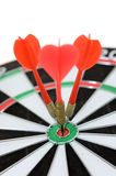 Dart Board Royalty Free Stock Photo