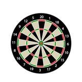 Dart board icon Royalty Free Stock Photo