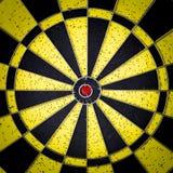 Dart board target Royalty Free Stock Image