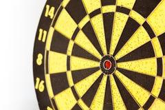 Dart board target Stock Photography