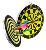 Dart Boards Stock Photos