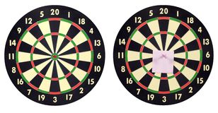 Dart Boards Stock Photography