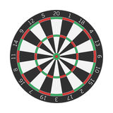 Dart boards vector. Stock Photography