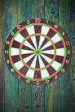 Dart in centre Stock Photos