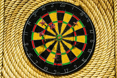 Dart Challenge Royalty Free Stock Images