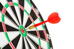 Dart closeup Royalty Free Stock Photo