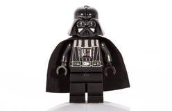 Dart Fener Lego Figure Fotografie Stock Libere da Diritti