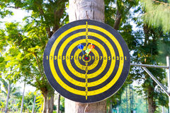 Dart game Royalty Free Stock Photography