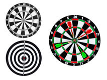 Dart go to target Stock Image