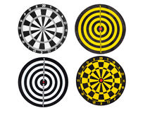 Dart go to target Royalty Free Stock Image