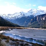 Dart River amazing Royalty Free Stock Photo