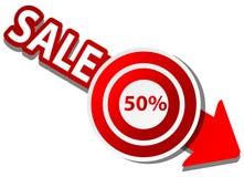 Dart Sale Stock Image