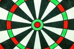 Dart target Close up Royalty Free Stock Photo