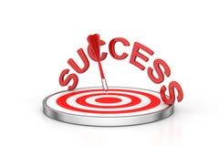Dart Target Success Business Concept Stock Images
