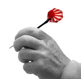 Dart With The Symbol Of Japan Royalty Free Stock Photography